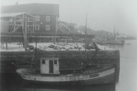 M/K «Gjøa», nr. 49 VS, eid av Nils Nergård var bygd i 1930. Den var 38,5 fot og hadde en 16 hk Wikman motor. I 1949 ble den ombygd til 41 fot. Ble kjøpt fra Sundsvoll i Vega mellom 1940 og 1943 og ble bl.a. brukt til størjefiske og kvalfangst.
