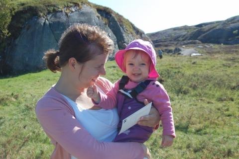 For noen var det første besøk på Esøya
