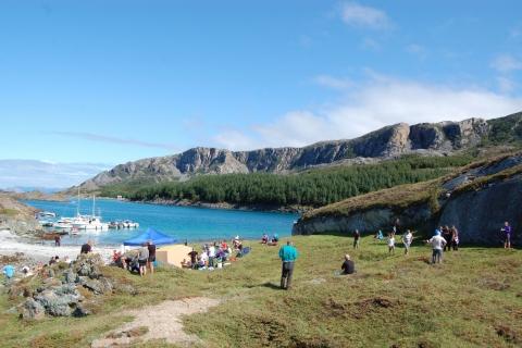 Dette året hadde Esøyadagen 26.juli ca 150 besøkende
