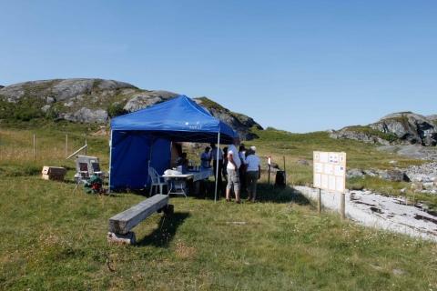 28.juli 2018 - det 10.Kystfolktreffet på Esøya