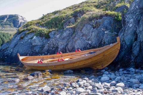 Flott trebåt